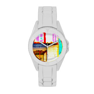 Pink Urban Wristwatches
