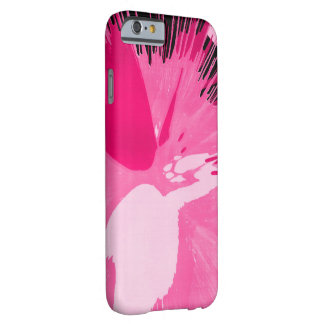 Pink Urban Spash. Barely There iPhone 6 Case