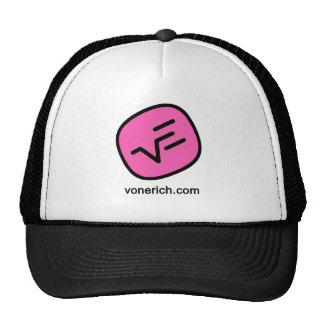 Pink VE Logo Gear Hat