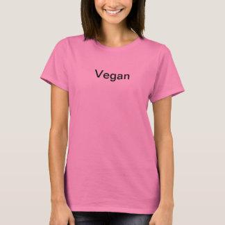 Pink Vegan T-Shirt