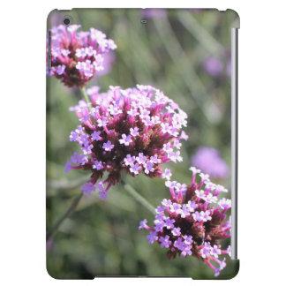 Pink Verbena Flower Sprig iPad Air Case