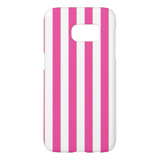 Pink Vertical Stripes