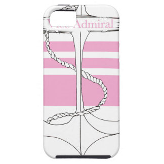 pink vice admiral, tony fernandes iPhone 5 case