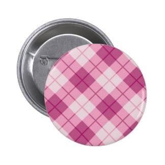 PINK VINTAGE ARGYLE PIN