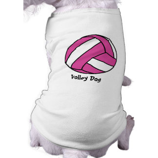Pink Volleyball (customizable) Shirt