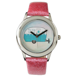 PINK WATCH | Retro Camper