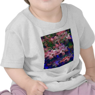 Pink Water Garden Flowers Gifts by Sharles T Shirts