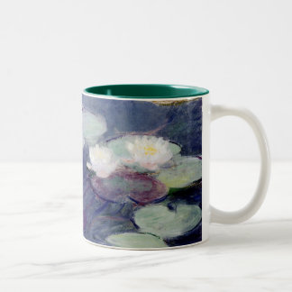 Pink Water-Lilies: 1897-99 by Monet Coffee Mugs