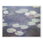 Pink Water-Lilies, 1897-99 Posters