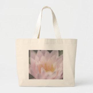 Pink-Water-Lilly-DeSat Bag