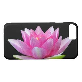 Pink Water Lily Lotus  iPhone 7 Case