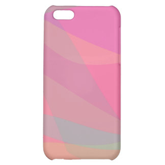 Pink Waves iPhone 5C Cover