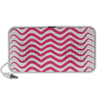 Pink Waves iPhone Speaker