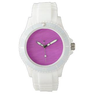 Pink Waves Watch