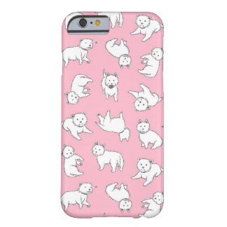 Pink Westies iPhone Case