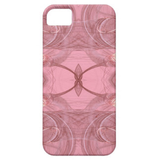 Pink & White  iPhone 5 Case-Mate Barely There iPhone 5 Cases