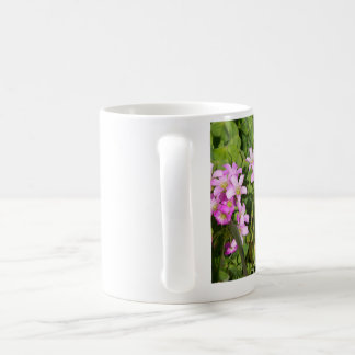 pink wildflowers on your cup