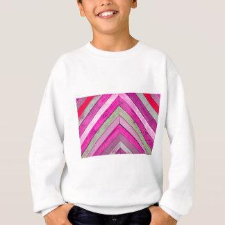 Pink wood sweatshirt
