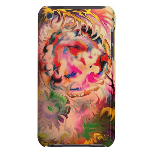 pink world barely there iPod cover