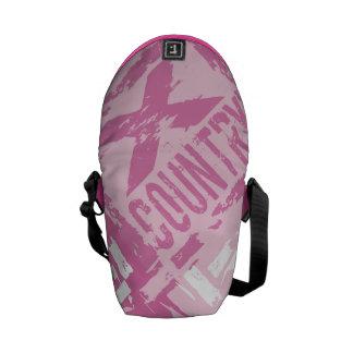 PINK XC Cross Country Runner Commuter Bags