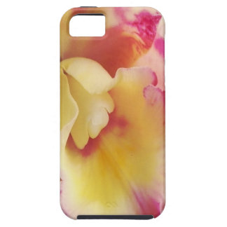 Pink Yellow Orchid iPhone 5 case. BEAUTIFUL