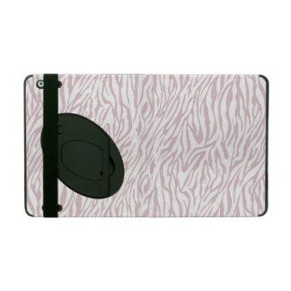 Pink Zebra Print iPad Covers