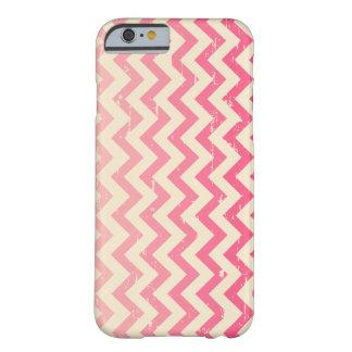 Pink Zigzag Ombre iPhone 6 case