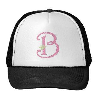 Pinka Dot B Cap