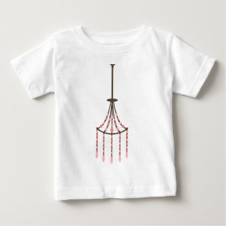 PinkCChandelierP10 Baby T-Shirt