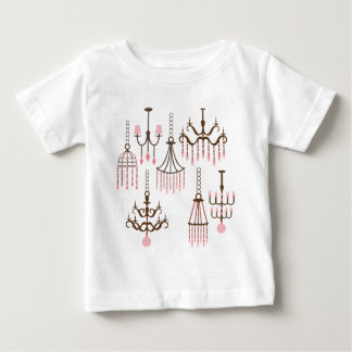 PinkChandelier2 Tshirt