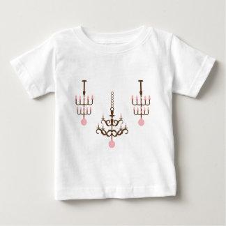 PinkChandelier4 Baby T-Shirt