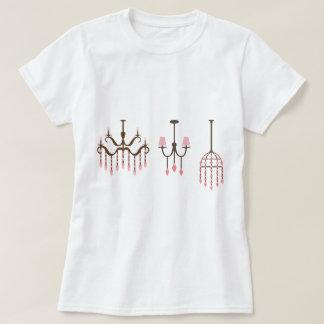 PinkChandelier5 T Shirts