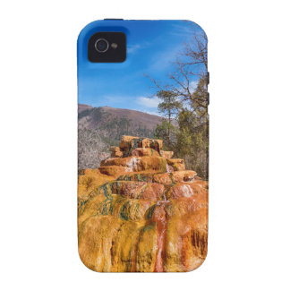 Pinkerton Hot Spring Formation iPhone 4 Cover
