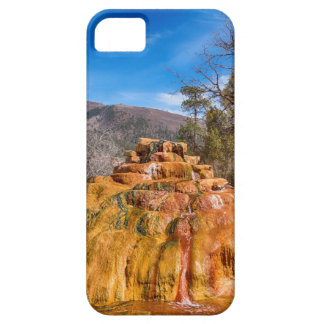 Pinkerton Hot Spring Formation iPhone 5 Cases