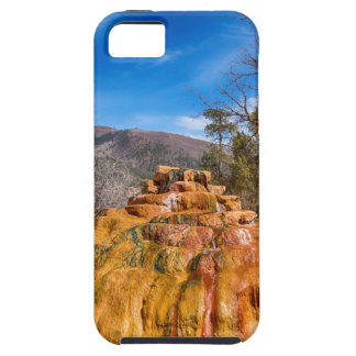 Pinkerton Hot Spring Formation iPhone 5 Covers