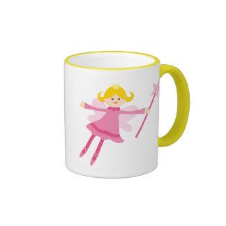 PinkFairies10 Ringer Mug