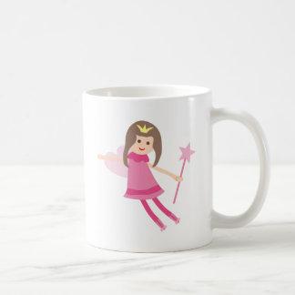 PinkFairies5 Basic White Mug