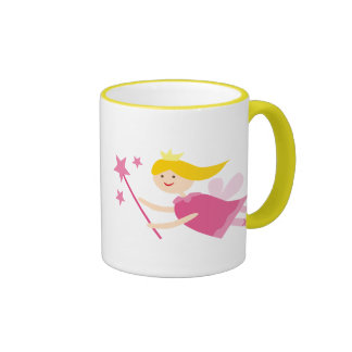PinkFairies9 Ringer Mug