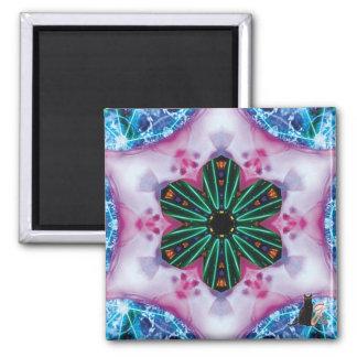 Pinkie Kaleidoscope Magnet