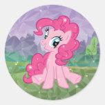 Pinkie Pie Stickers