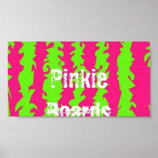 Pinkie Poster