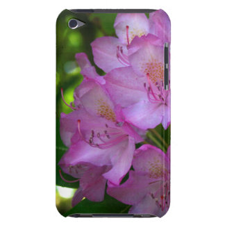 Pinkish purple Rhododendron Catawbiense Barely There iPod Cases