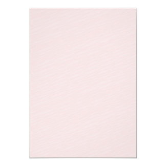 "Pinkish striped pattern special gift 5"" x 7"" invitation card"