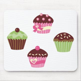 PinkLimeBugs2 Mouse Pad