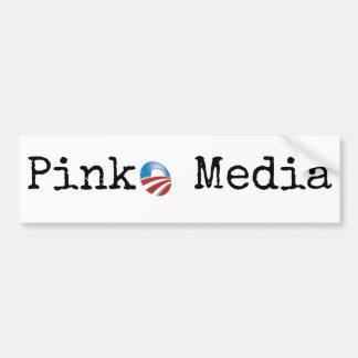 Pinko Media Bumper Sticker