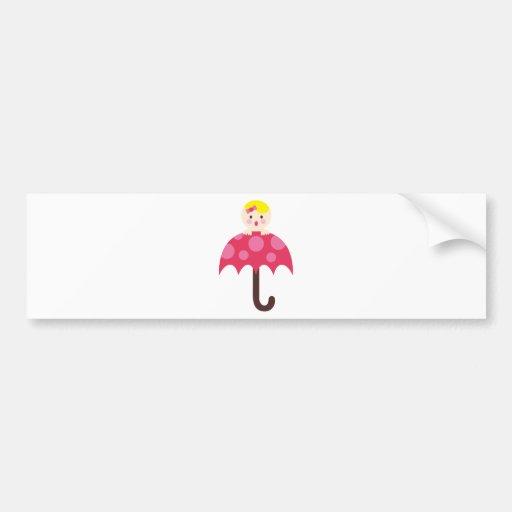 PinkPABookP4 Bumper Stickers