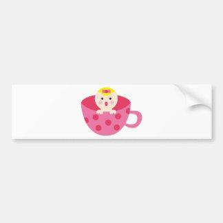 PinkPABookP9 Bumper Stickers