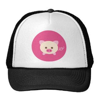 PinkPig2 Cap