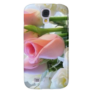 pinkrose buds galaxy s4 case
