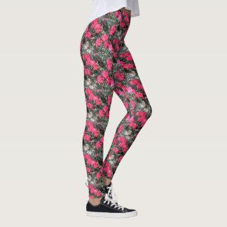 Pinks-Dianthus Frosty Fire Leggings
